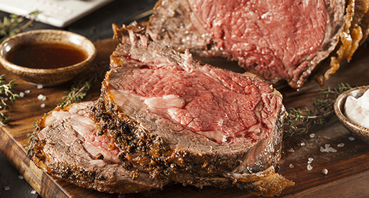 Shore's Food Market | Beef Rib Roast | A Rhode Island Tradition Since 1920!