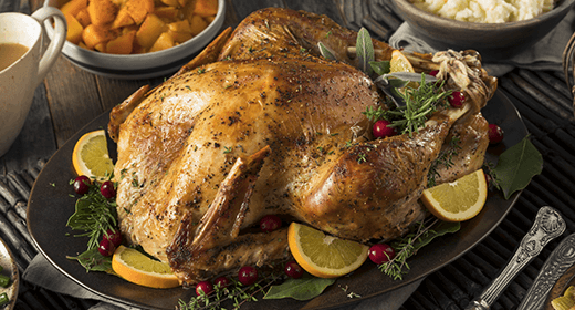 Shore's Food Market | Roast Turkey | A Rhode Island Tradition Since 1920!